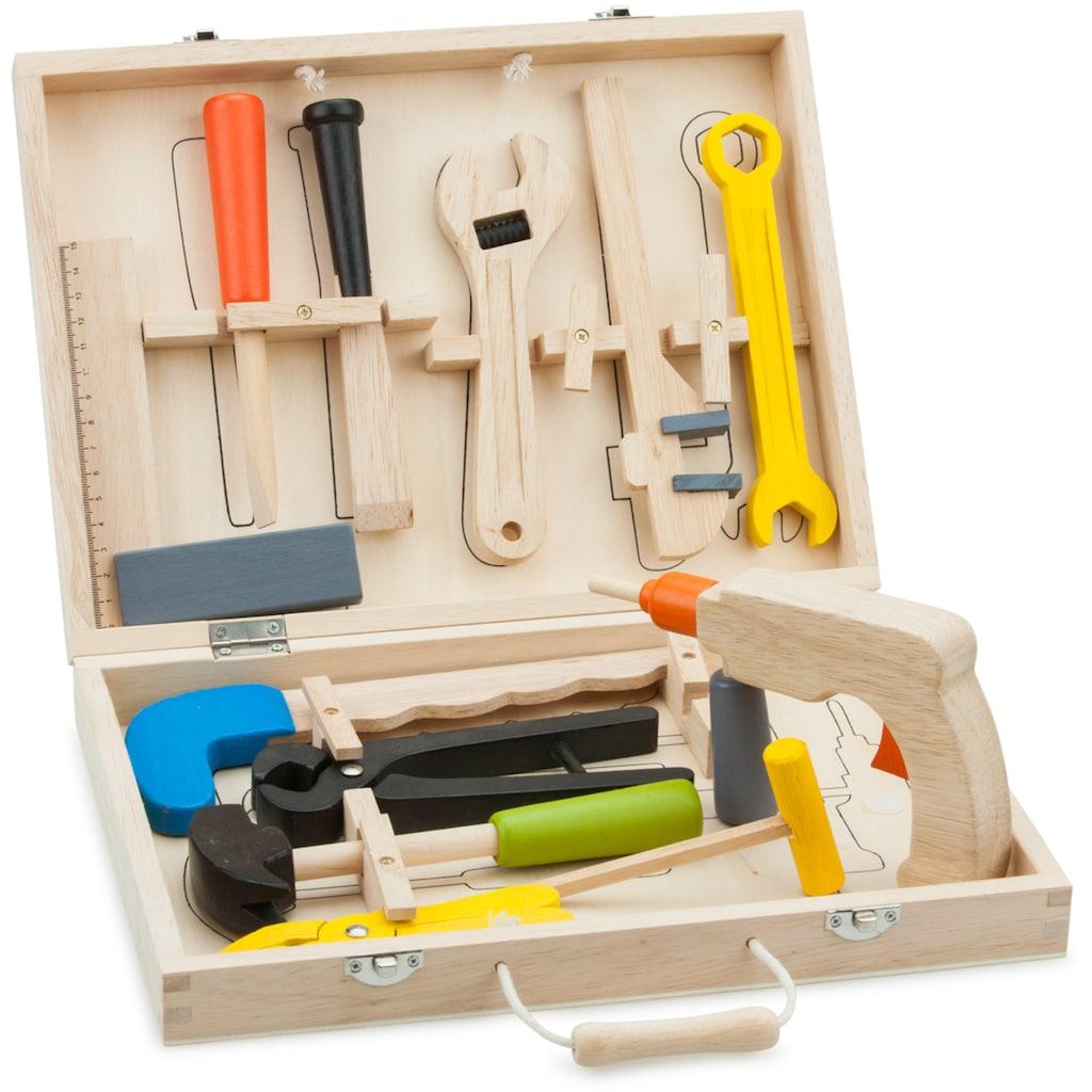 New Classic Toys® Spielwerkzeugkoffer, (Set, 12 tlg.)