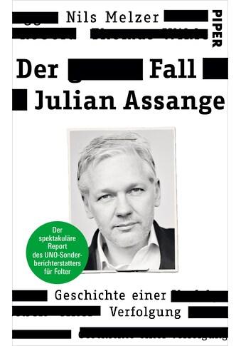 Buch »Der Fall Julian Assange / Nils Melzer« kaufen