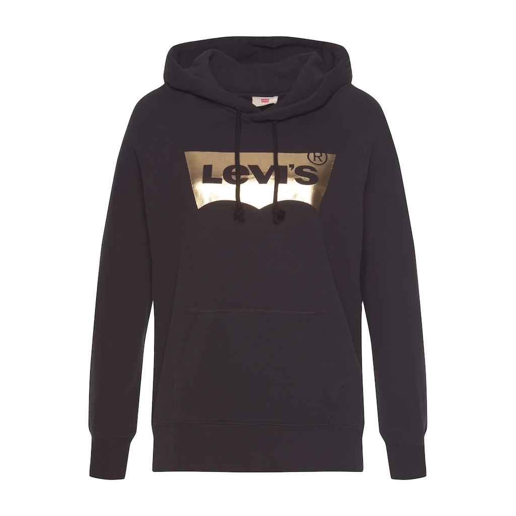 Levi's® Hoodie »Graphic Sport Hoodie«, mit großem Batwing-Logoprint