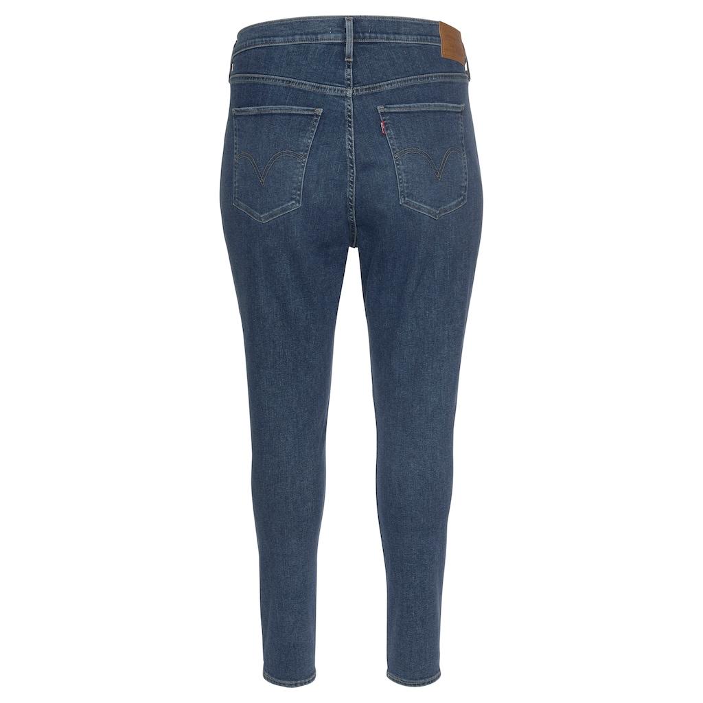 Levi's® Plus Skinny-fit-Jeans »Mile High«, mit ultrahohem Bund