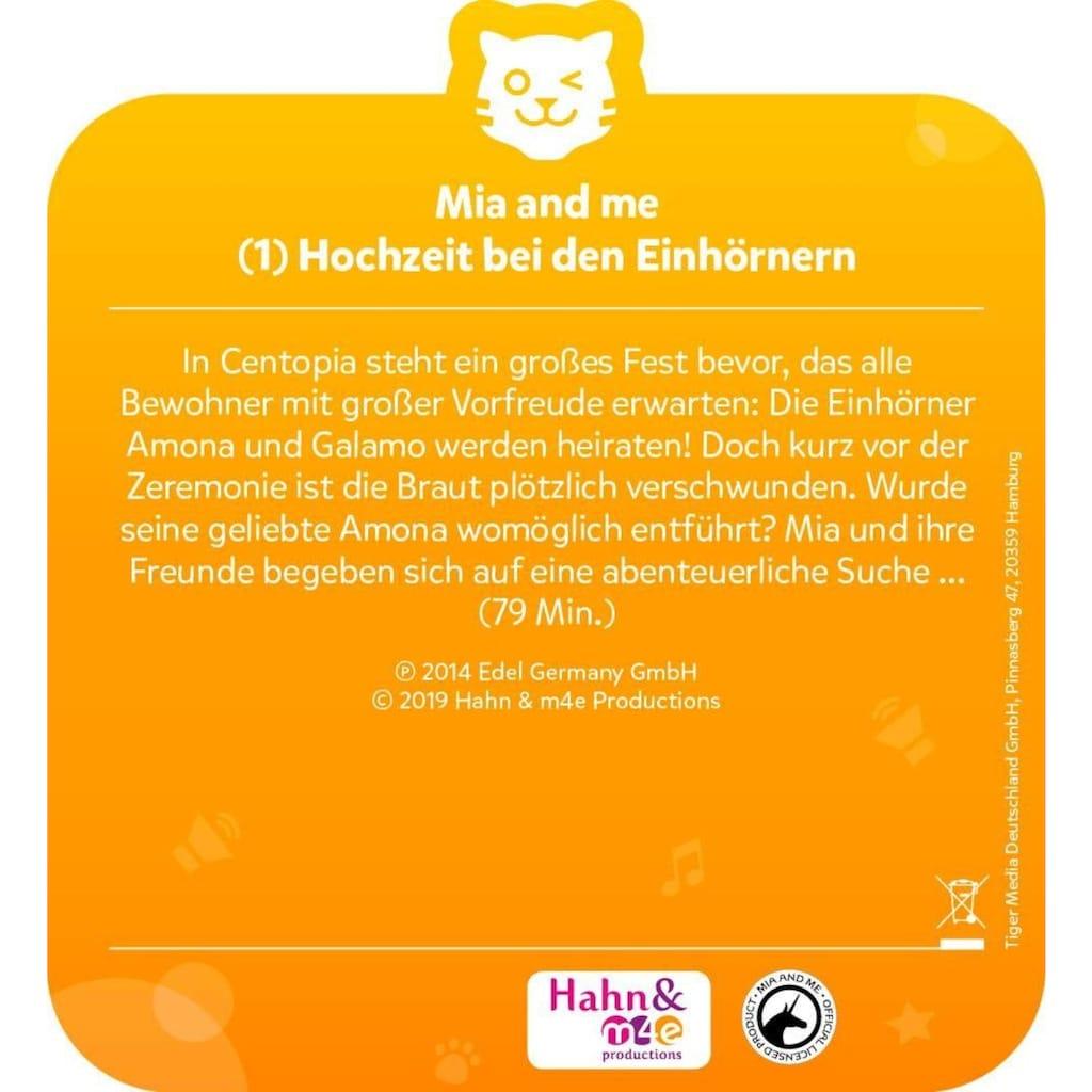 tigerbox Hörspiel »Mia and me - Folge 2: Hochzeit bei den Einhörnern«