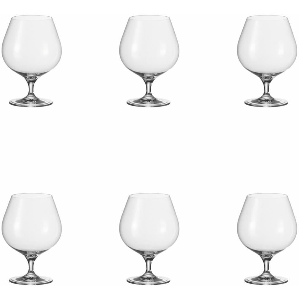 LEONARDO Glas »CHEERS«, (Set, 6 tlg.), 6-teilig
