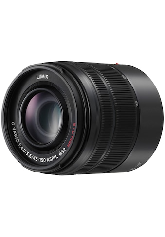 Panasonic Teleobjektiv »H-FS45150E-K« kaufen