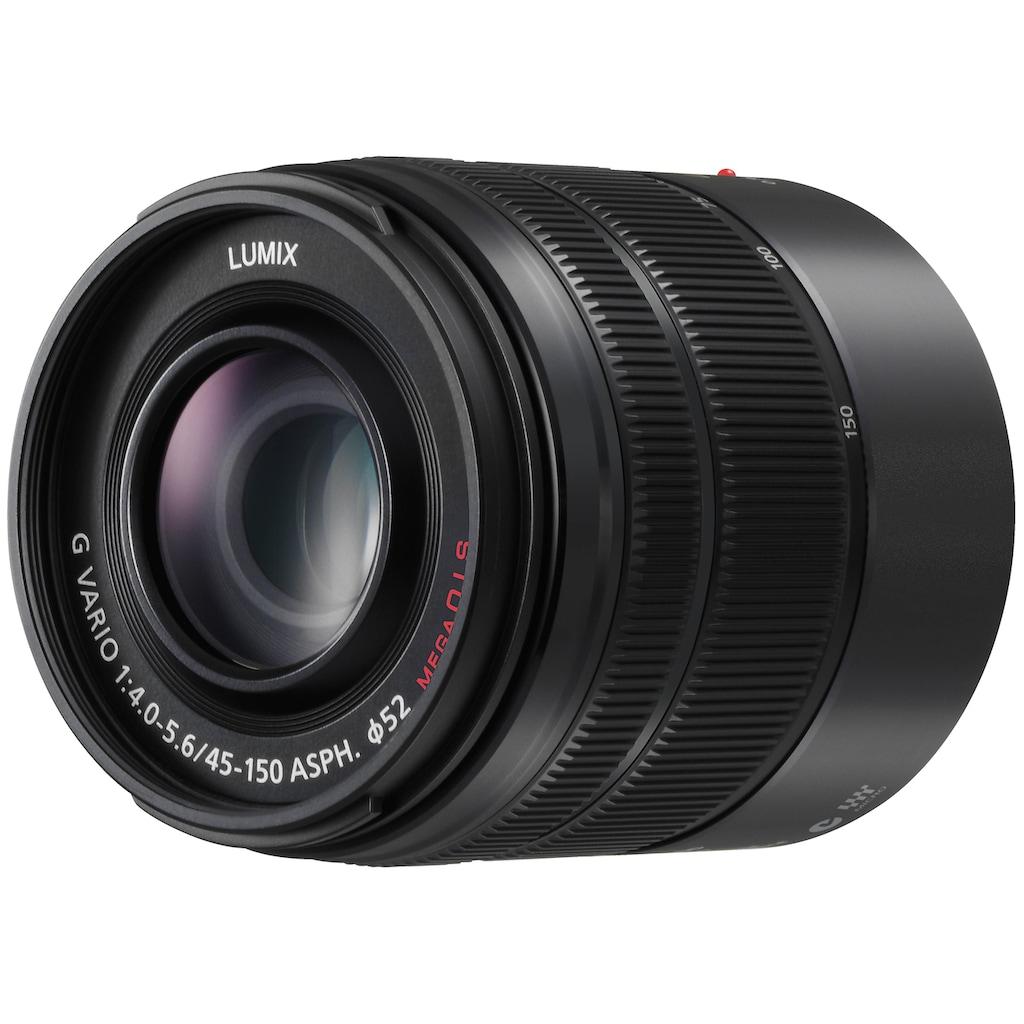 Panasonic Teleobjektiv »H-FS45150E-K«