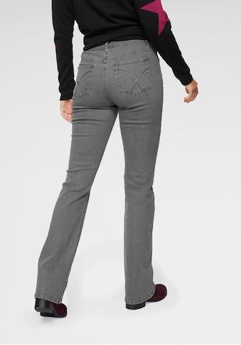 Aniston CASUAL Bootcut-Jeans »Simone«, Regular Waist kaufen
