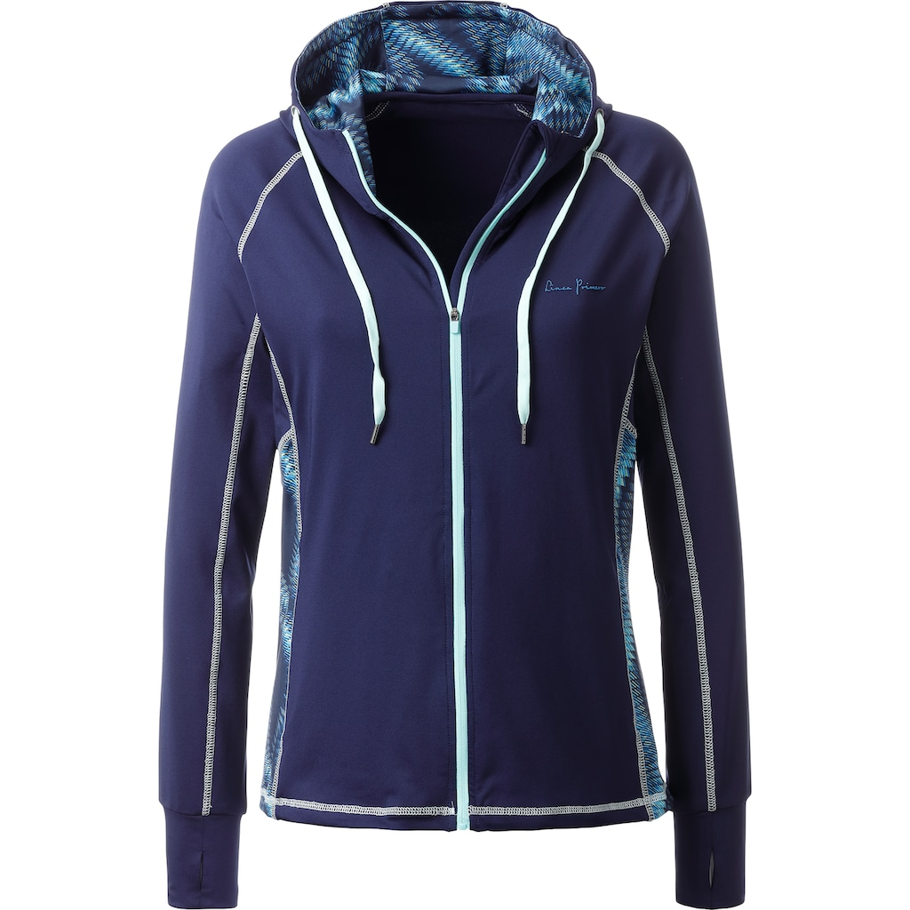 DEPROC Active Kapuzensweatshirt »SWEAT GILFORD WOMEN«