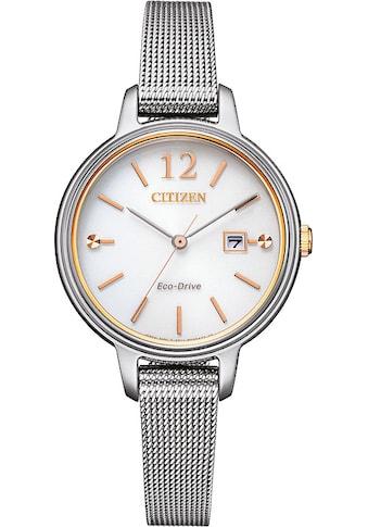 Citizen Solaruhr »EW2449-83A« kaufen