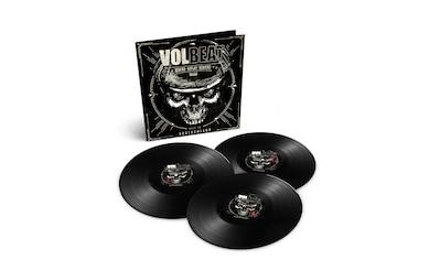 Vinyl »Rewind,Replay,Rebound: Live In Deutschland (3LP) / Volbeat« kaufen
