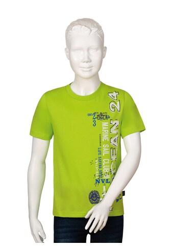 Trigema T-Shirt, mit maritimem Druckmotiv kaufen