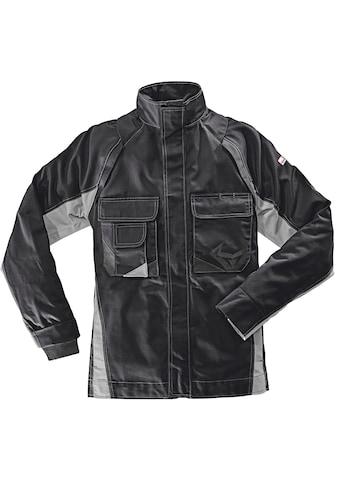 Bullstar Arbeitsjacke »WorXtar«, schwarz/grau, Gr. S- 5XL kaufen