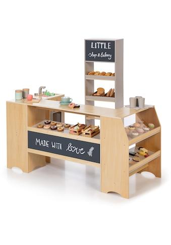 MUSTERKIND® Kaufladen »Avena, natur/warmgrau« kaufen