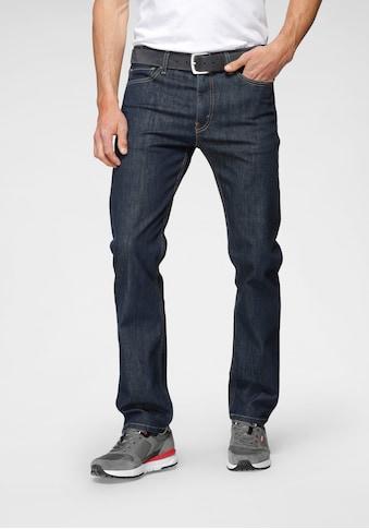 Levi's® Straight-Jeans »513«, mit Markenlabel kaufen