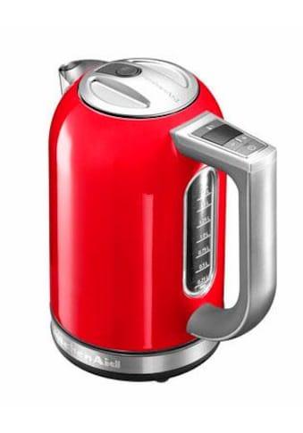 KitchenAid Wasserkocher, 5KEK1722EER, 1,7 Liter, 2400 Watt kaufen