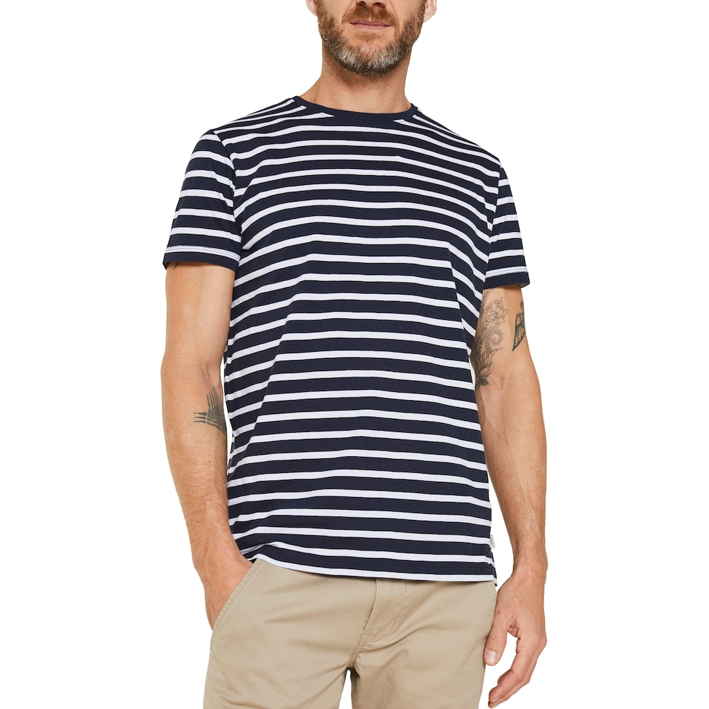 Esprit T-Shirt, Im maritimen Streifenlook