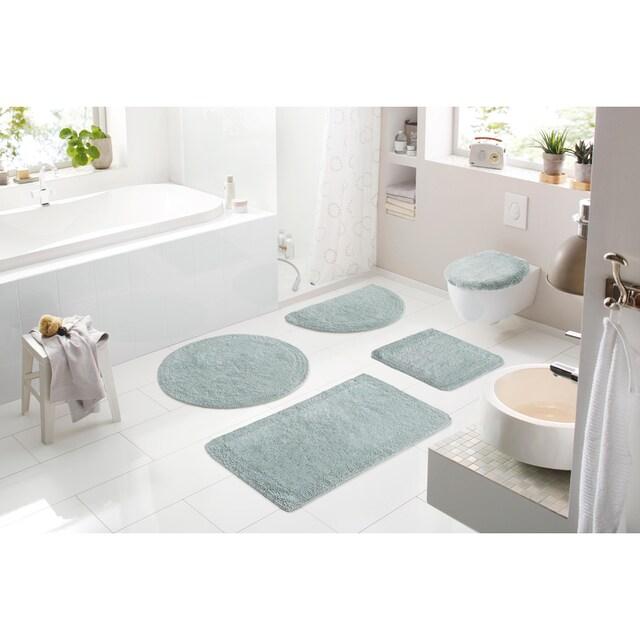 Badematte »Kapra«, Home affaire, Höhe 10 mm, beidseitig nutzbar