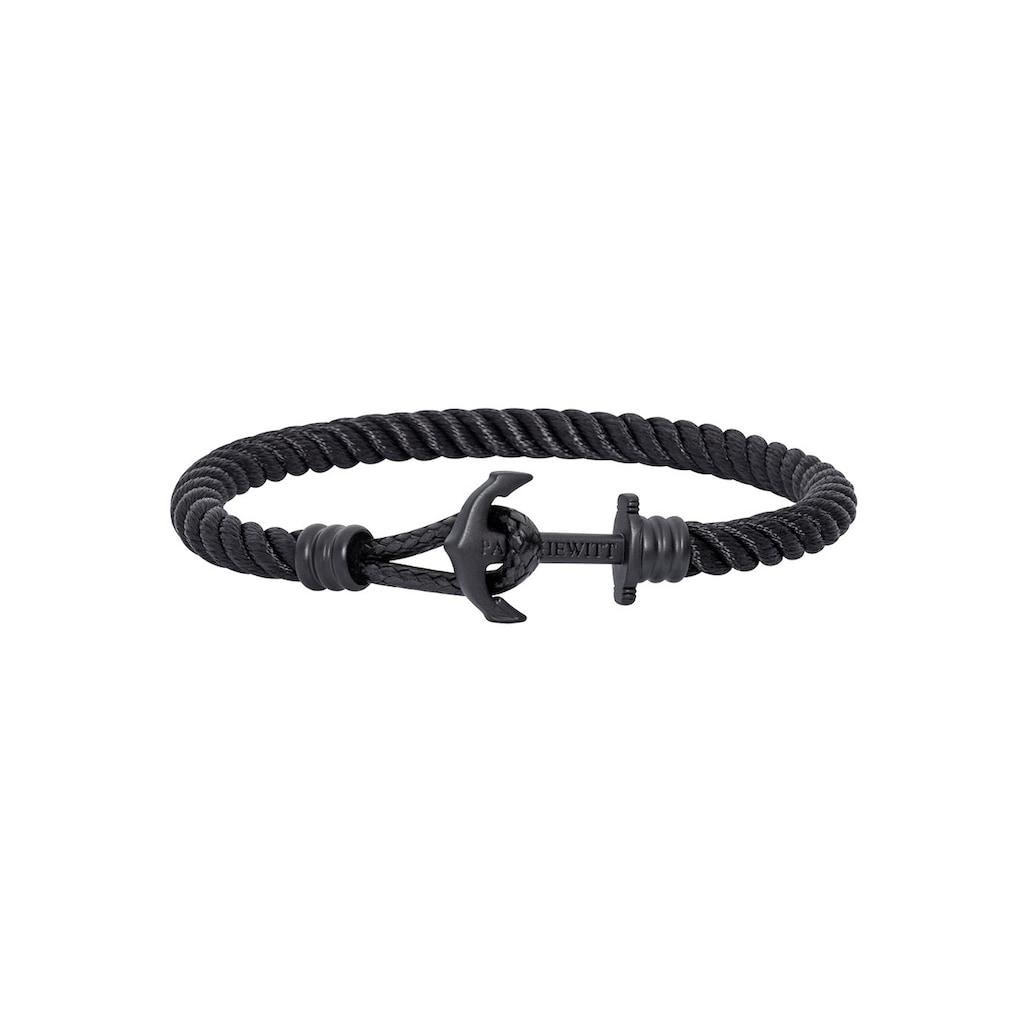 PAUL HEWITT Armband »Anker, PHREP Lite IP, PH-PHL-N-B-B-L, PH-PHL-N-B-B-XXL«