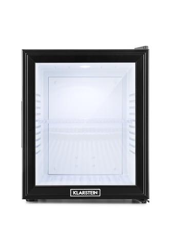 Klarstein Minibar Mini Kühlschrank Getränkekühlschrank 32L EEK A Glas »HEA MKS 13« kaufen
