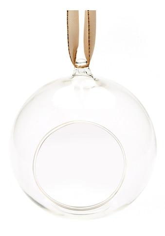 Teelichthalter »Hängeteelichthalter«, aus Glas, Ø 11,5 cm kaufen