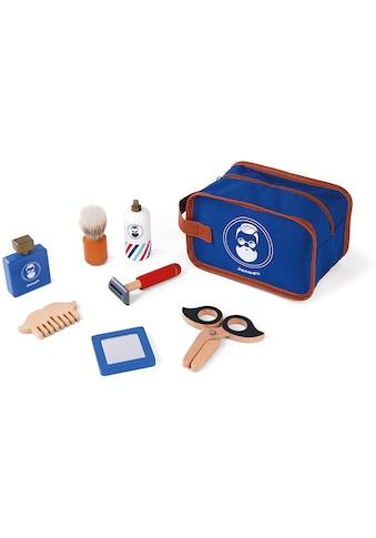 Janod Spielzeug-Frisierkoffer »Rasier-Set«, mit Zubehör kaufen