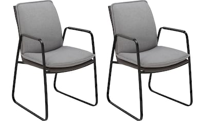 Places of Style Esszimmerstuhl »Vancouver«, 2er-Set in modernem Design. Zwei... kaufen
