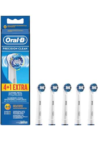 Oral B Aufsteckbürsten Precision Clean kaufen