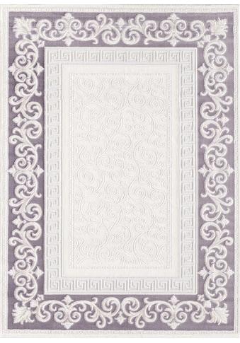 Sanat Teppich »Harmony 3206«, rechteckig, 12 mm Höhe, Orient-Optik, Wohnzimmer kaufen