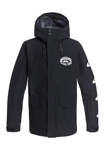 Quiksilver Snowboardjacke »In The Hood« kaufen