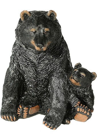 Casa Collection by Jänig Tierfigur »Schwarzbär mit Jungen« kaufen