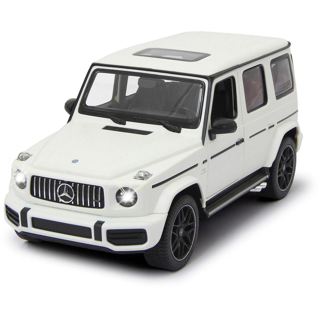 Jamara RC-Auto »Mercedes-Benz AMG G63 1:14 2,4 GHz, weiß«