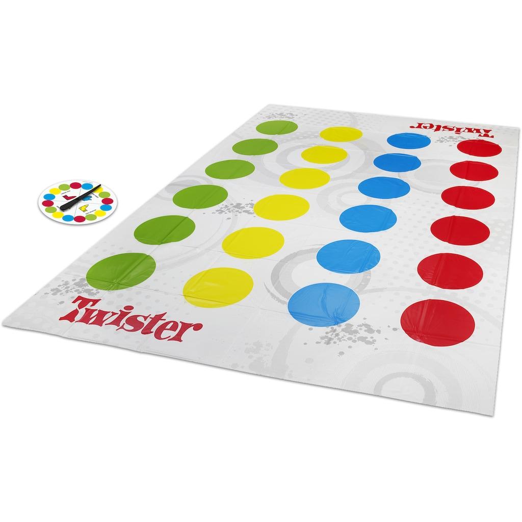 Hasbro Spiel »Twister«, das verrückte Spiel; Made in Europe
