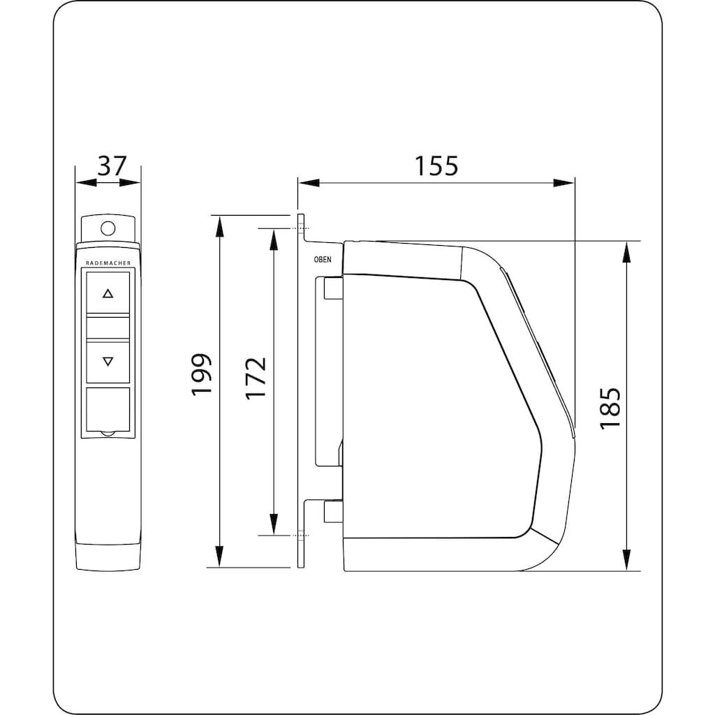 Rademacher Rollladenmotor »RolloTron 2550-UW«