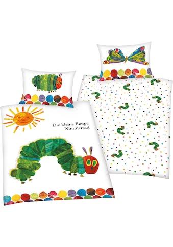 Babybettwäsche »Die kleine Raupe Nimmersatt«, kaufen