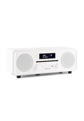 Auna Uhrenradio CD DAB+/UKW Desktop Radio CD - Player Bluetooth Alarm »Melodia CD« kaufen