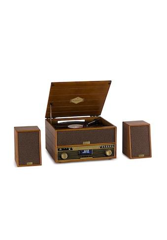 Auna Retro - Stereoanlage Plattenspieler CD - Player »BelleEpoqu1910« kaufen