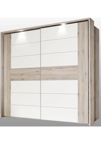 FORTE Schwebetürenschrank »Rondino«, in diversen Breiten kaufen