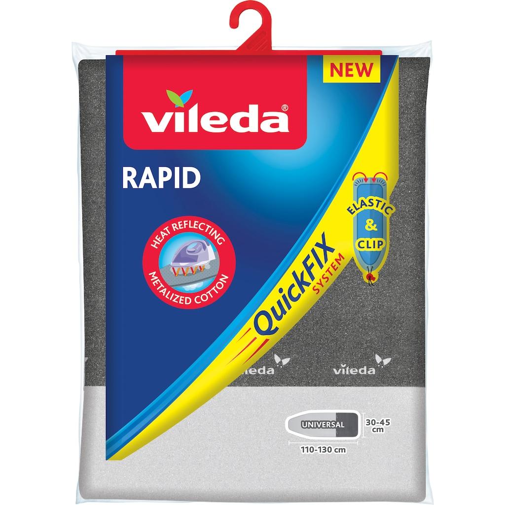 Vileda Bügelbrettbezug »Rapid Quick Fix«
