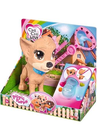 SIMBA Spielfigur »Chi Chi Love, PiiPii Puppy«, mit Funktion kaufen
