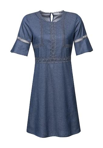 Vive Maria A-Linien-Kleid »Victorian Denim« kaufen