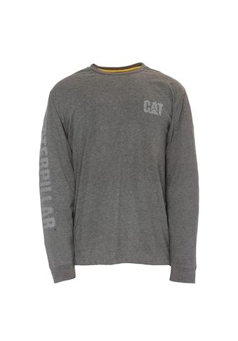 CATERPILLAR Langarmshirt »Herren T-Shirt, langärmlig« kaufen
