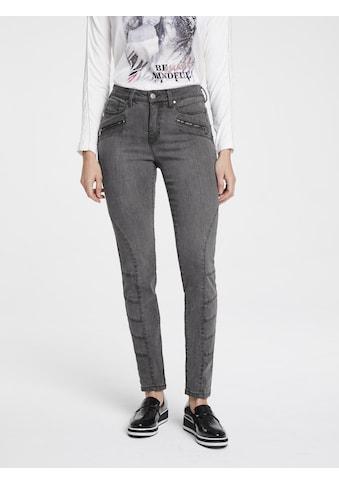 RICK CARDONA by Heine Skinny-fit-Jeans, mit Push-Up Effekt kaufen