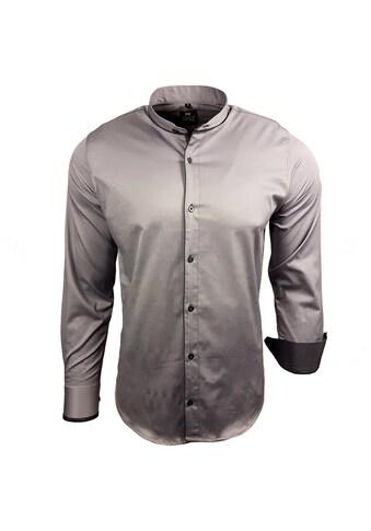 Rusty Neal Langarmhemd in elegantem Design kaufen