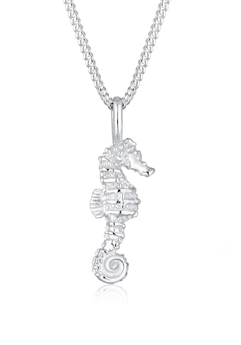 Elli Collierkettchen »Seepferdchen Maritim 925 Sterling Silber« kaufen