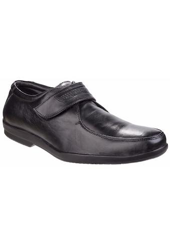Fleet & Foster Klettschuh »Herren Jim Klettverschluss Apron Schuhe« kaufen