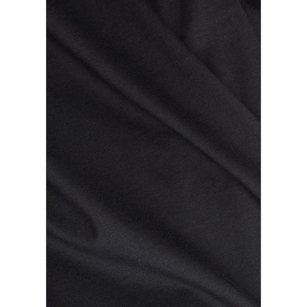 edc by Esprit Langarmshirt, schlichter Allrounder