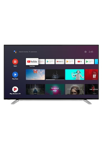 "Toshiba LED-Fernseher »55UA2B63DG«, 139 cm/55 "", 4K Ultra HD, Smart-TV-Android TV kaufen"