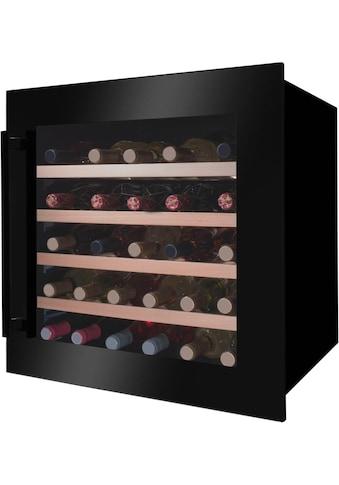 Amica Einbauweinkühlschrank »WK 341 210 S«, für 40 Standardflaschen á 075l, LED-Beleuchtung kaufen
