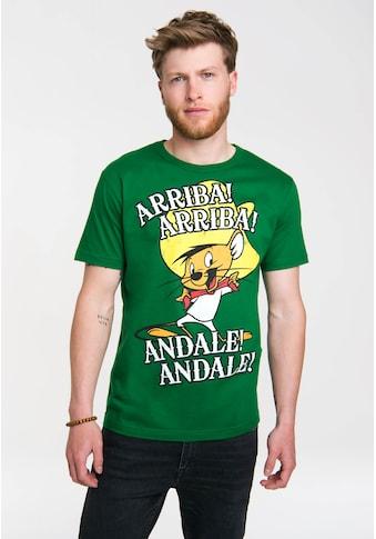 LOGOSHIRT T-Shirt mit Speedy Gonzales - Print kaufen