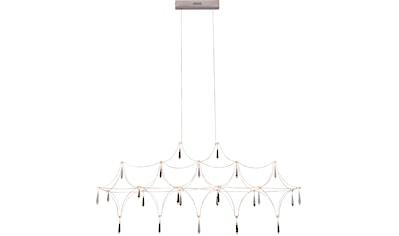 näve LED Pendelleuchte »Araneus«, LED-Board, 1 St., Warmweiß, LED Hängelampe, LED... kaufen
