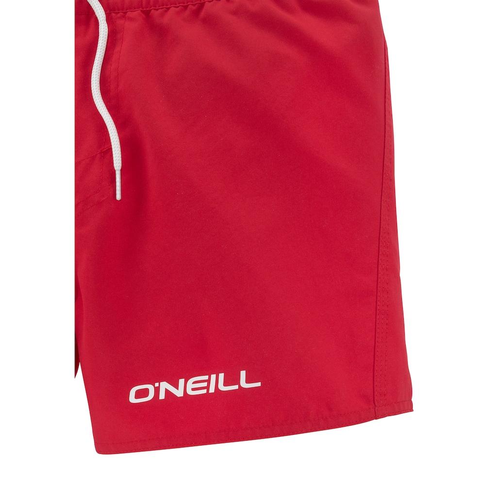 O'Neill Badeshorts, in Unifarben