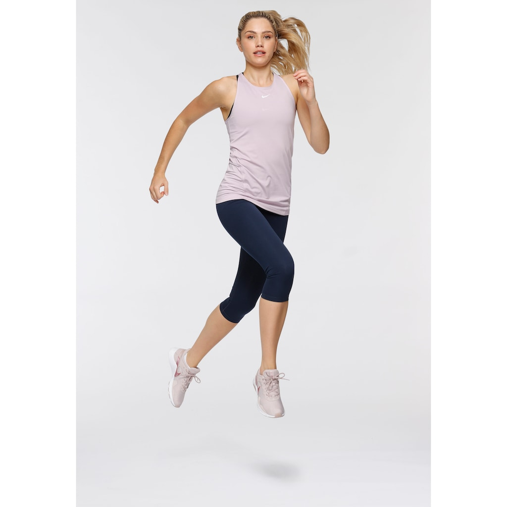 Nike Funktionstop »WOMAN NP TANK ALL OVER MESH«